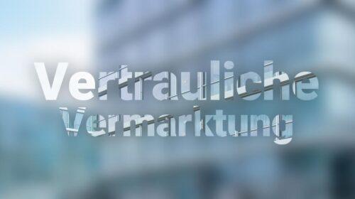 Repräsentatives, vermietetes Bürocenter in TOP Gewerbelage in Chemnitz